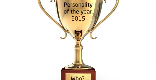 It's voting time!  – Senior Sports Personality of the Year.